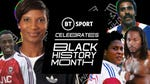 """Image for the Sport programme """"Black History Month"""""""