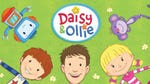 """Image for the Animation programme """"Daisy & Ollie"""""""
