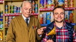 "Image for the Sitcom programme ""Still Open All Hours"""