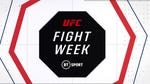 "Image for the Sport programme ""Fight Week"""