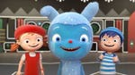 "Image for the Childrens programme ""Messy, Seo Linn go Okido"""