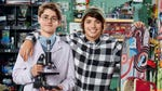 "Image for the Entertainment programme ""Max & Shred"""