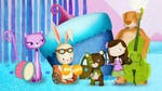"""Image for the Childrens programme """"BB agus Bellag"""""""