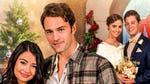 """Image for the Film programme """"A Wedding for Christmas"""""""
