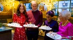 """Image for the Cookery programme """"A Berry Royal Christmas"""""""