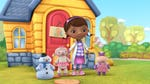 "Image for the Childrens programme ""Doc McStuffins"""