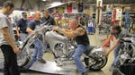 """Image for the Motoring programme """"American Chopper"""""""