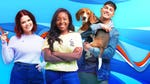 """Image for the Childrens programme """"Blue Peter"""""""