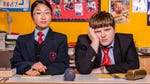 "Image for the Sitcom programme ""Bad Education"""