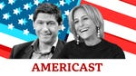 """Image for the Political programme """"Americast"""""""