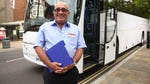 """Image for the Travel programme """"Celebrity Coach Trip"""""""