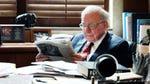 "Image for the Documentary programme ""Becoming Warren Buffett"""