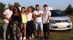 "Image for the Reality Show programme ""All Star Driving School"""