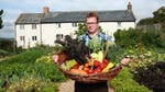 "Image for the Cookery programme ""River Cottage"""