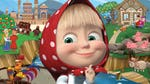 "Image for the Animation programme ""Masha's Tales"""