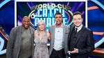 """Image for the Game Show programme """"Celebrity Catchphrase"""""""