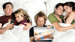"""Image for the Sitcom programme """"Rules of Engagement"""""""