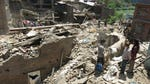 """Image for the Nature programme """"Aftershock: Disaster in Nepal"""""""