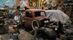 """Image for the Motoring programme """"Extreme Car Hoarders"""""""