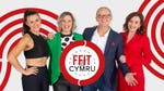 "Image for the Entertainment programme ""Ffit Cymru"""