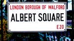 """Image for the Soap programme """"Classic EastEnders"""""""