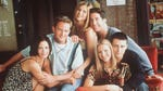 """Image for the Sitcom programme """"Friends"""""""